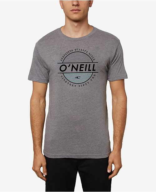 O'Neill Men's Brown Graphic Tee
