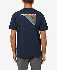 Men's Sunburst Short Sleeve Graphic Tee