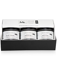 3-Pc. Relax Travel Candle Gift Set