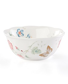 Butterfly Meadow Gold - 20th Anniversary Large All Purpose Bowl