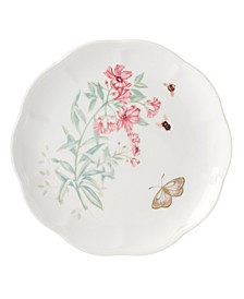 Butterfly Meadow Gold - 20th Anniversary Tiger Swallow Accent Plate
