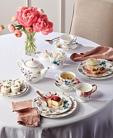 Sprig and Vine Dinnerware Collection
