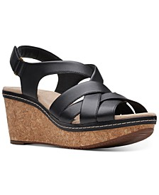 Collection Women's Annadel Rayna Wedge Sandals