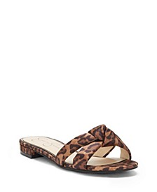 Alisen Flat Sandals