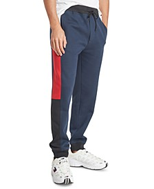 Men's Colorblocked Sweatpants