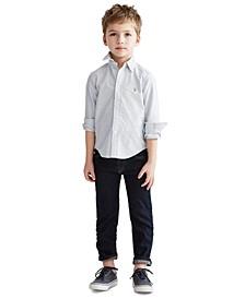 Toddler Boys Blake Oxford Shirt