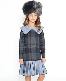 Little Girls Palm Spring Dress
