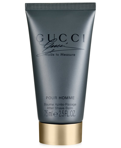 GUCCI Made to Measure After Shave Balm, 2.5 oz