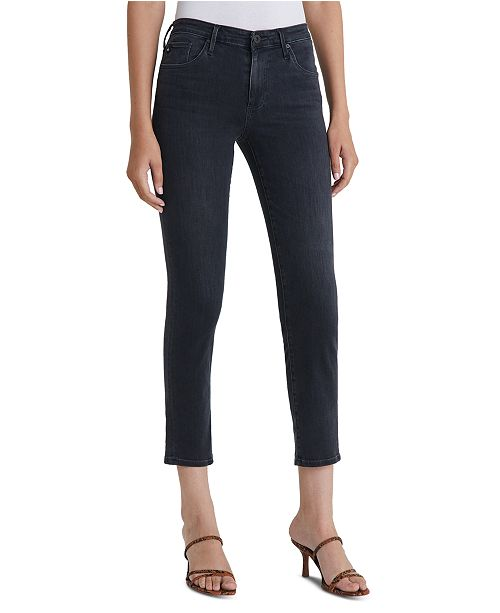 AG Jeans Prima Cropped Jeans
