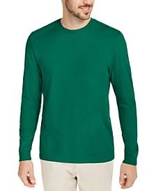 Men's Long Sleeve T-Shirt, Created for Macy's