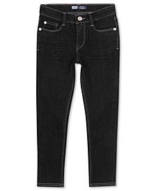 Levi's® 710 Embellished Super Skinny Jean, Little Girls
