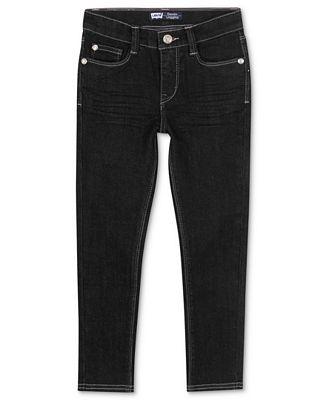 Levi's® 710 Embellished Super Skinny Jean, Little Girls (4-6X ...