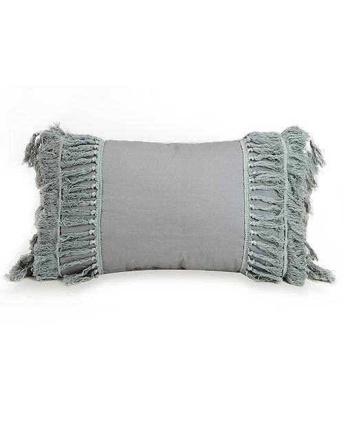"""Jessica Simpson Coral Gables 14"""" Decorative Pillow"""