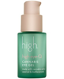 High Eye-Q Cannabis Eye Gel, 0.5-oz.