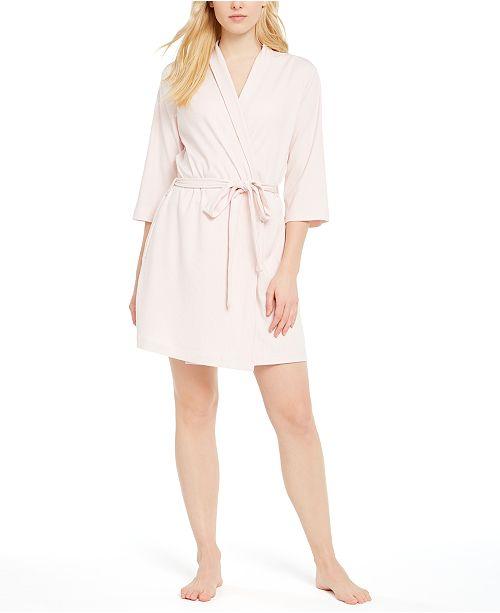 Calvin Klein Homehugger Wrap Robe