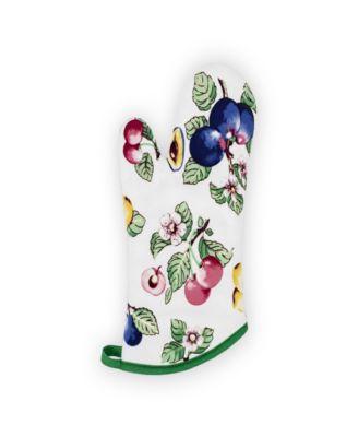 French Garden Oven Mitt