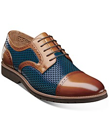 Men's Ellery Cap-Toe Oxfords