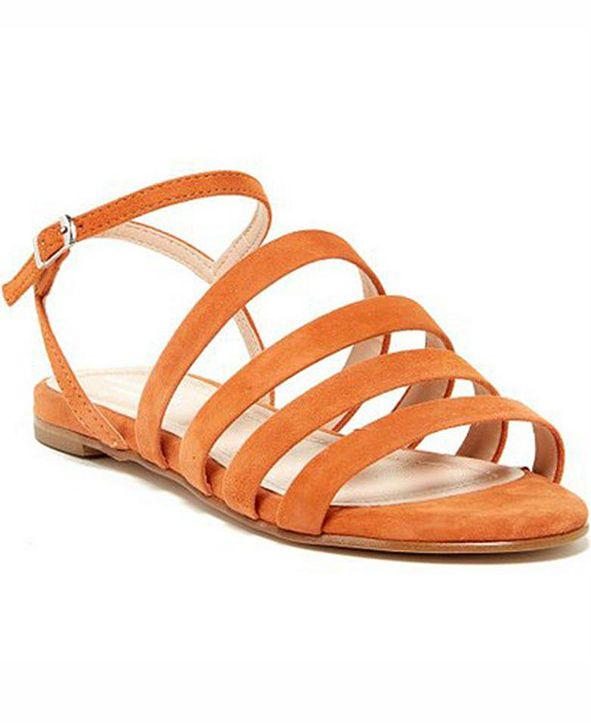 Charles David Collection Stripe Sandals