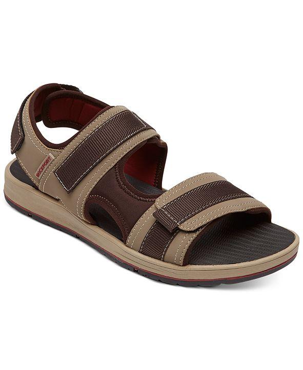 Rockport Men's LB M Sport Three-Strap Sandals