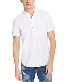 INC Men's Cameron Henley, Created for Macy's