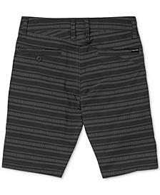Big Boys Quick-Drying Striped Shorts