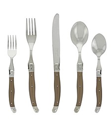 20 Pc Set Bronze