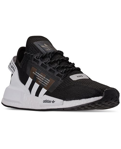 Adidas Men S Nmd R1 V2 Casual Sneakers From Finish Line Reviews