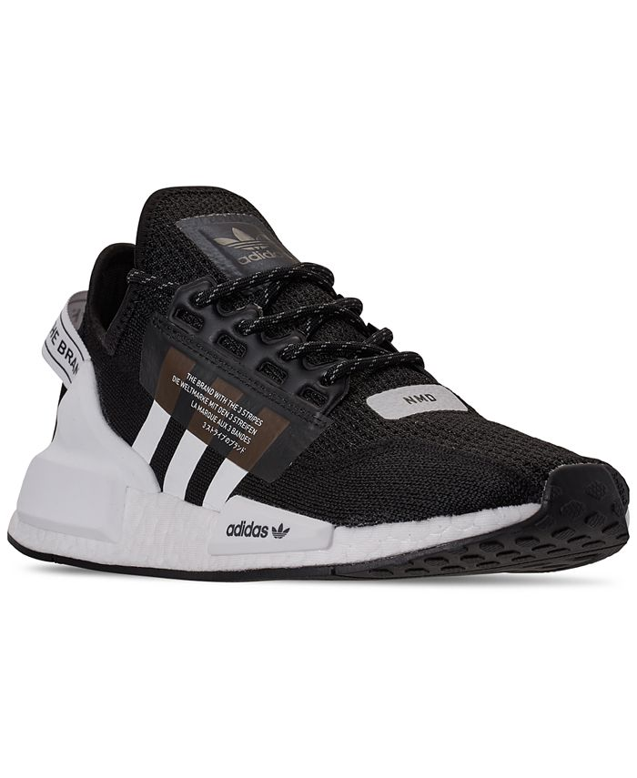 adidas Men's NMD R1 V2 Casual Sneakers from Finish Line & Reviews ...
