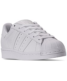 Women's Originals Superstar Casual Sneakers from Finish Line