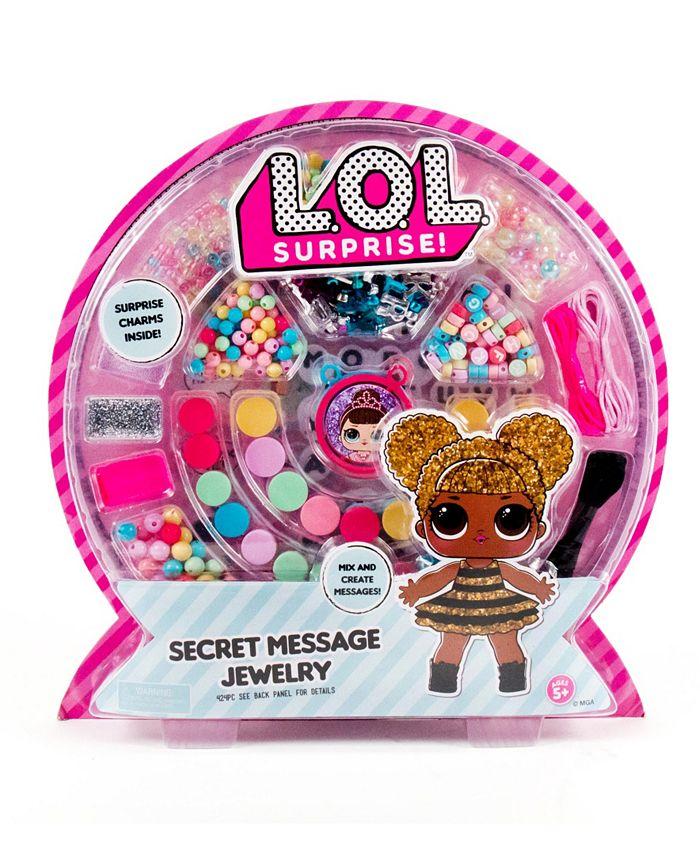 LOL Surprise! - Secret Message Jewelry