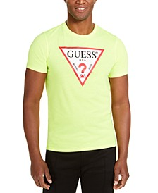 Men's Neon Logo T-Shirt