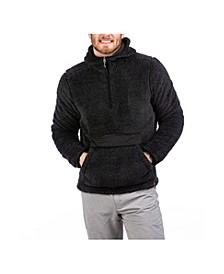 Men's Sherpa Hooded Sweater