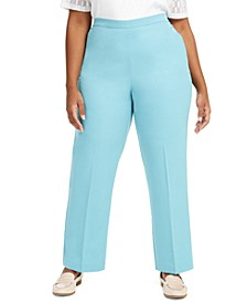 Plus Size Chesapeake Bay Pull-On Pants