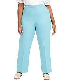 Plus Size Chesapeake Bay Pull-On Pants