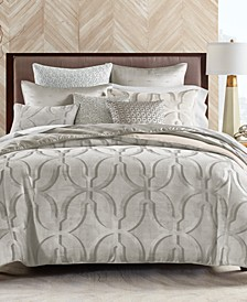 Primativa Full/Queen Duvet, Created for Macy's