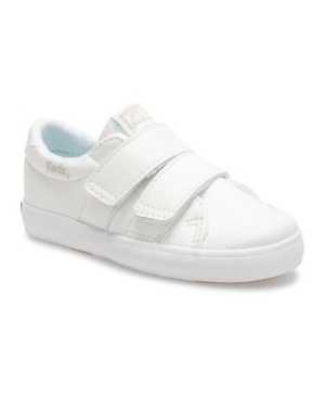 Keds Infant, Toddler and Little Girl Courtney Hook and Loop Sneaker