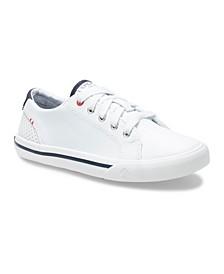 Kids Little and Big Boy Striper II Lace To Toe Sneaker