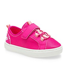Toddler and Little Girl Abyss Alt Closure Washable Sneaker