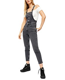 Shelby Denim Overalls