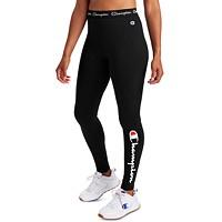 Deals on Champion Women's Authentic Logo Leggings