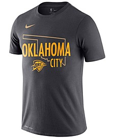 Men's Oklahoma City Thunder City Edition Fanwear T-Shirt