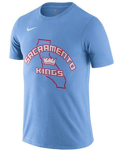 Nike Men's Sacramento Kings City Edition Fanwear T-Shirt