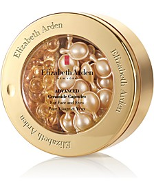 Advanced Ceramide Capsules For Face & Eyes