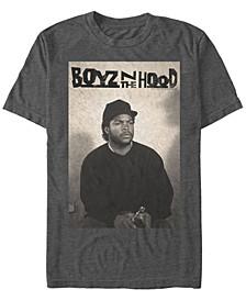 Boys N The Hood Men's Doughboy Poster Short Sleeve T- shirt