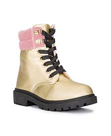 Little Girls Midas Touch Boot