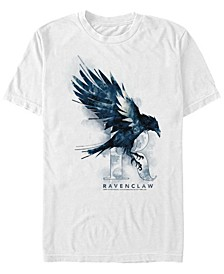 Harry Potter Men's Ravenclaw Mystic Wash Short Sleeve T-Shirt