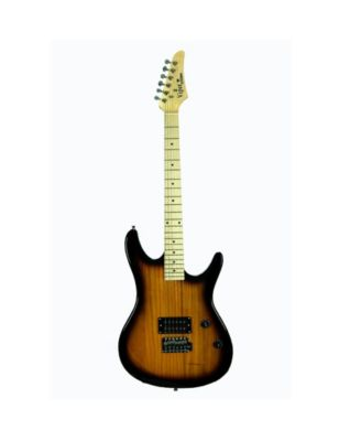 Bridgecraft Viper Full Sized Electric Maple Guitar And Accessories