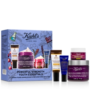 Kiehl's Since 1851 4-Pc. Powerful-Strength Youth Essentials Set