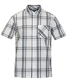 Men's Compton Stretch Plaid Shirt