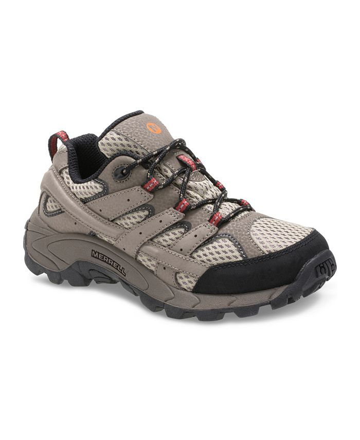 Merrell - Kids Toddler, Little and Big Boy Moab 2 Low Lace Hiker